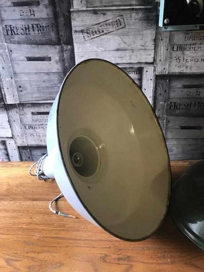 Industrial Metal Light Shade